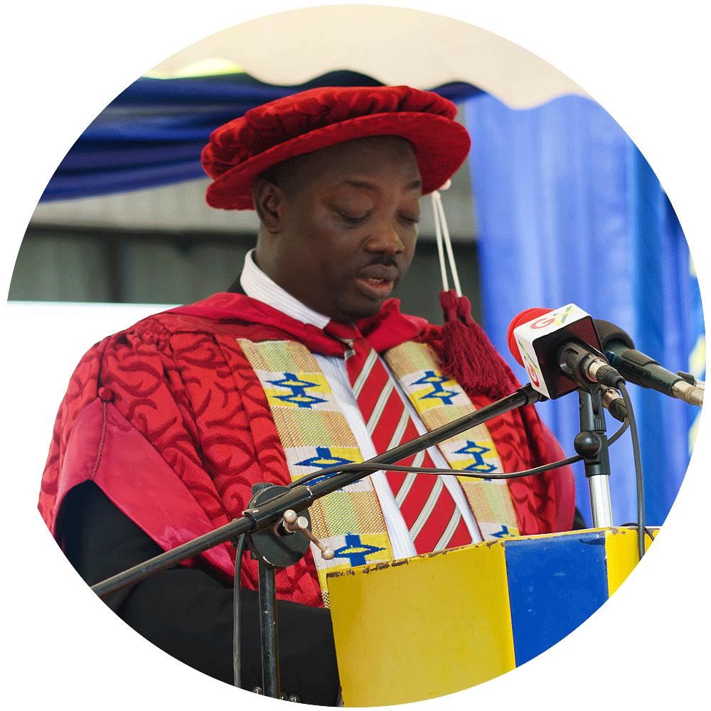 Prof. Emmanuel Ohene Afoakwa